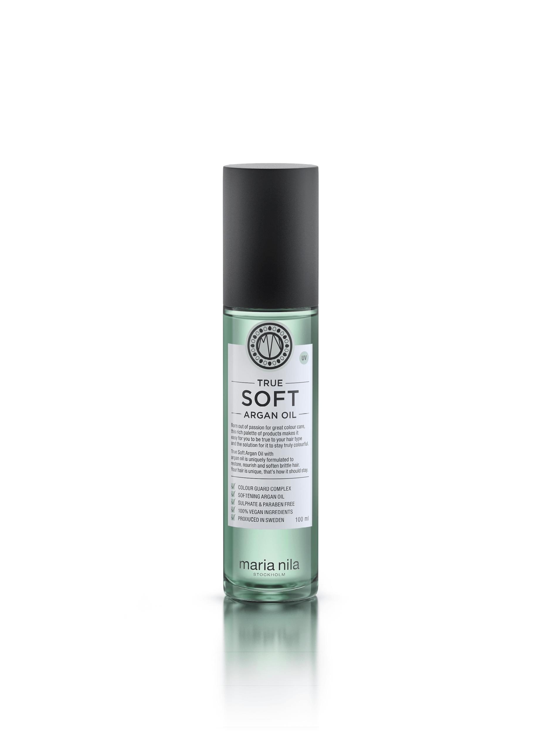 Maria Nila True Soft Argan Oil, 100 ml