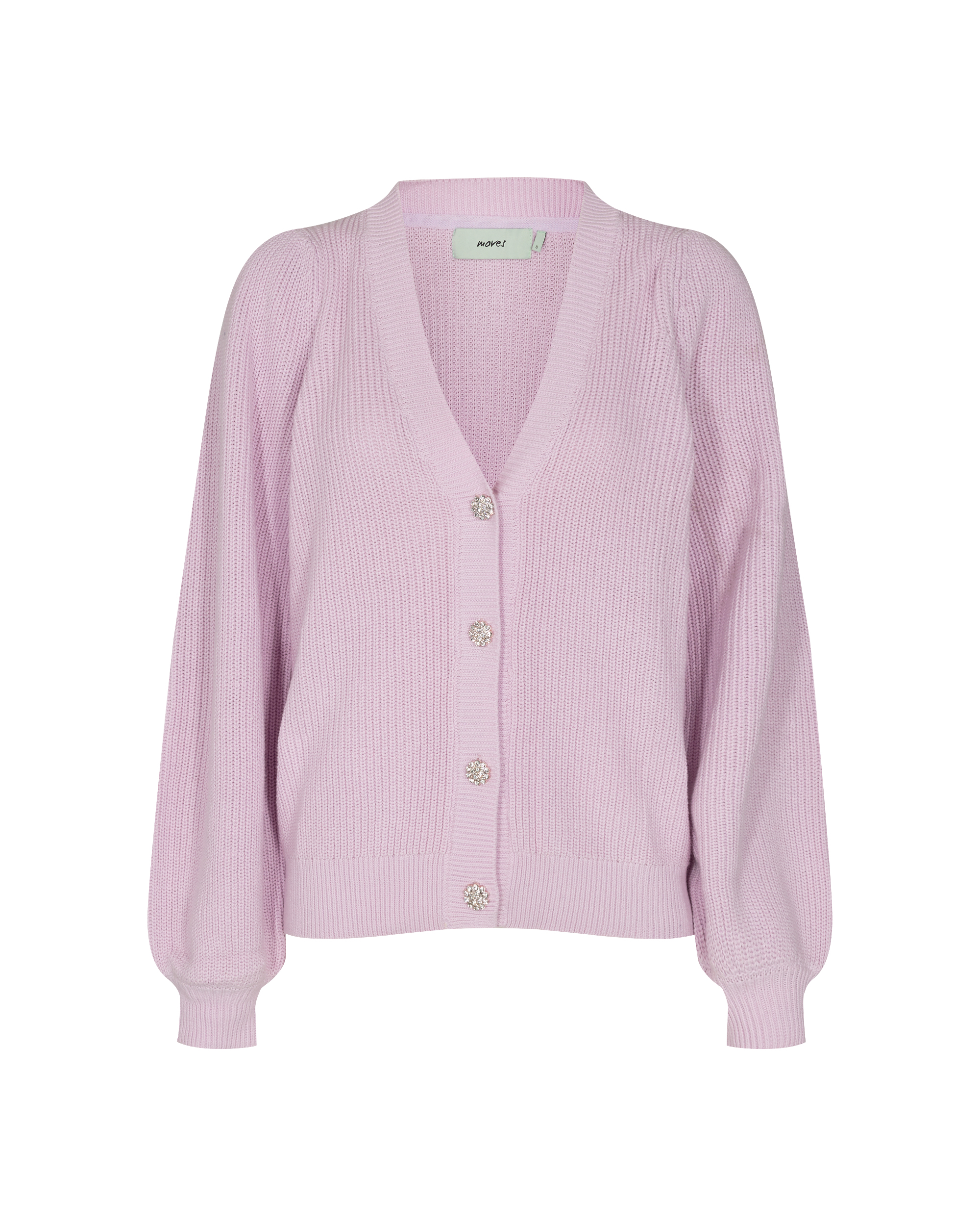 Moves Loula cardigan, orchid bloom, x-small