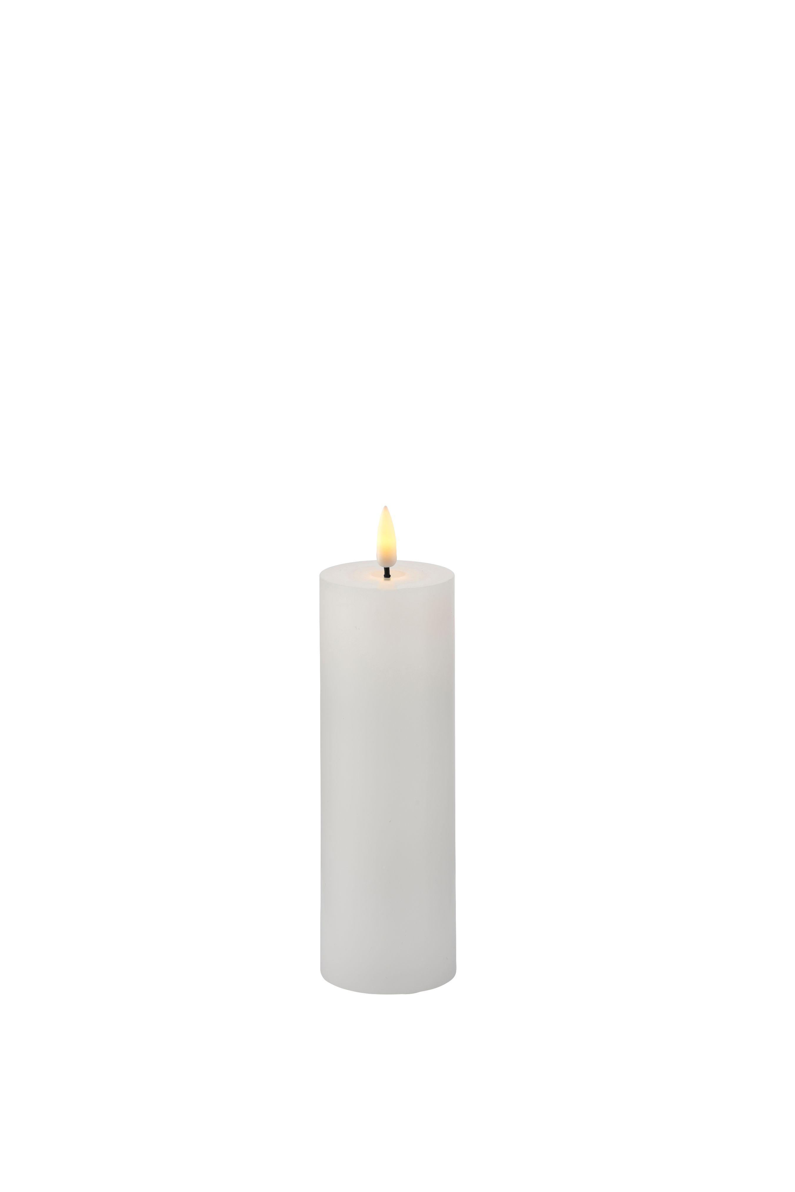 Sirius Sille Exclusive lys, 5x15 cm, hvid