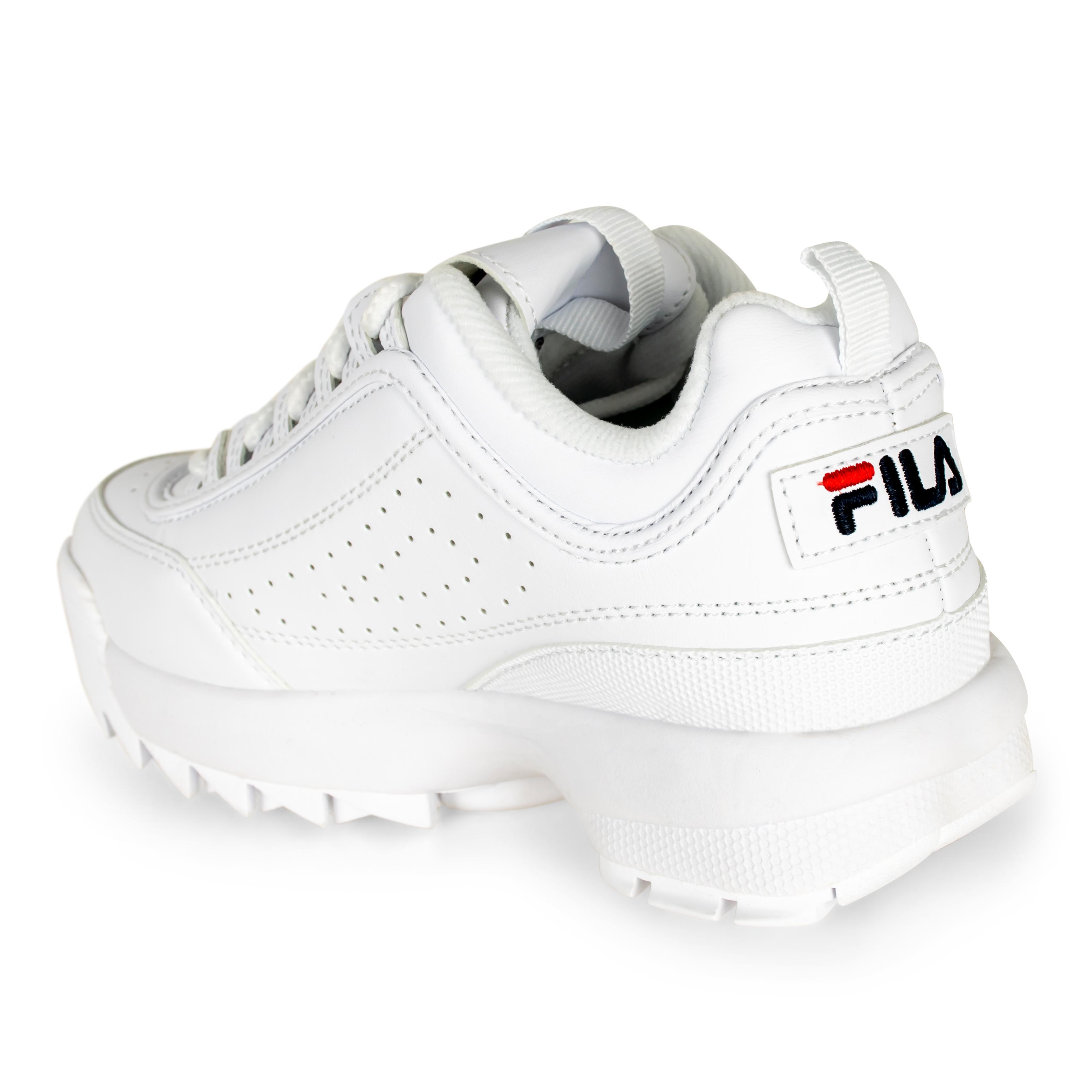 Fila Disruptor Kids sneakers, white, 19