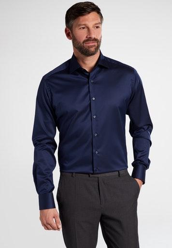 Eterna Skjorte, Blå, 40