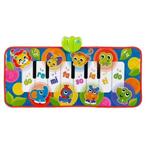 Playgro Jumbo jungle piano måtte