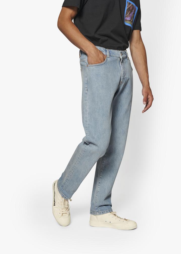 Woodbird Doc Stein Jeans, stone, 28/32