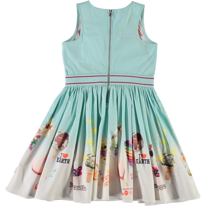 Molo Carli ærmeløs kjole, Icecream shop, 134/140