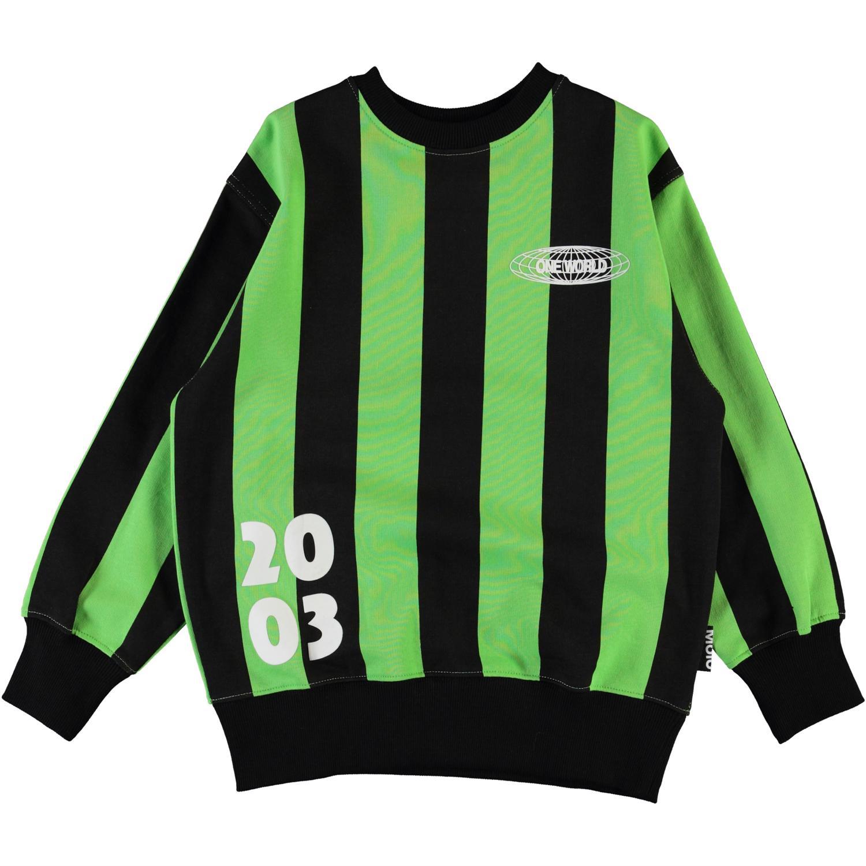 Molo Mattis sweatshirt, green, 104