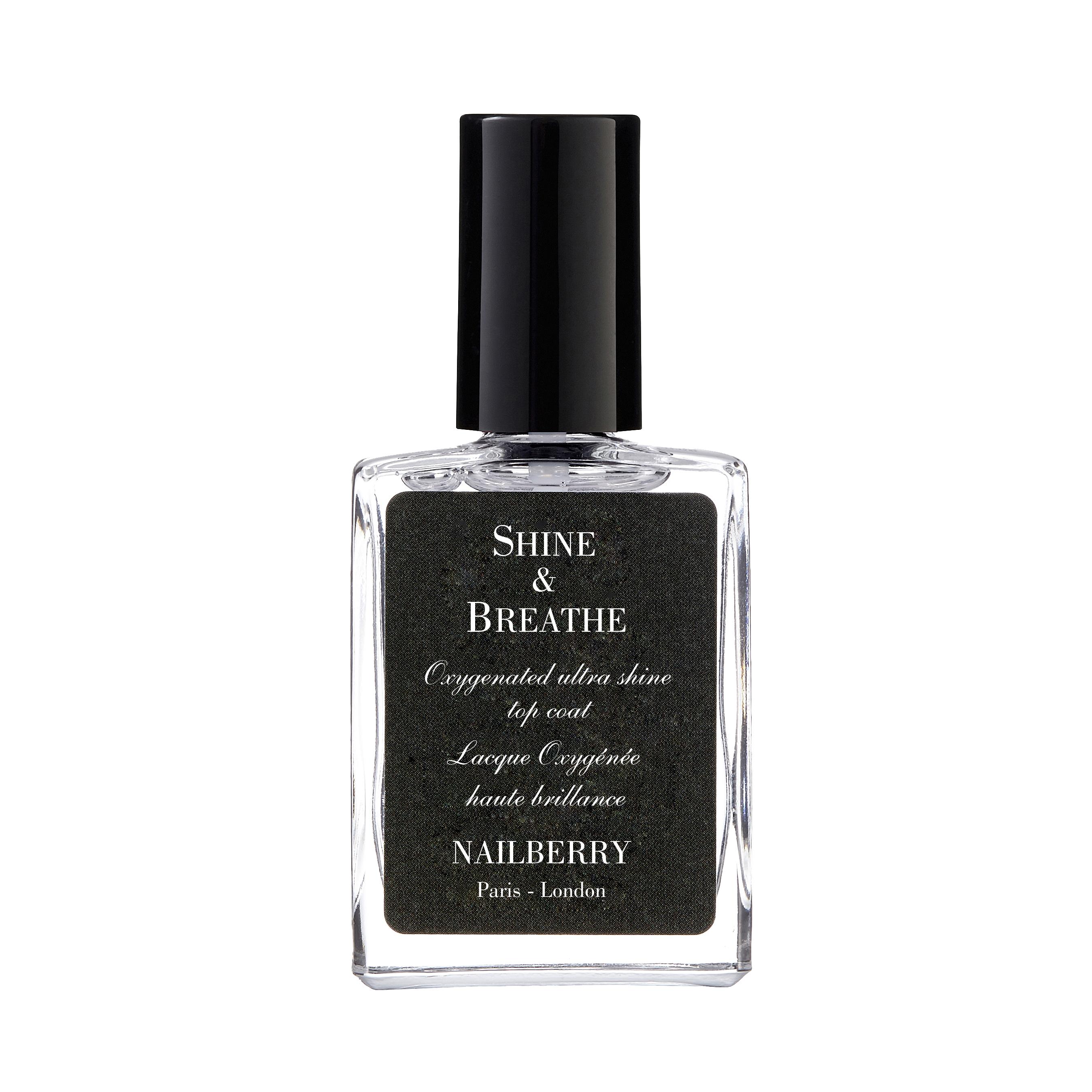 Nailberry Shine & Breathe, 15 ml