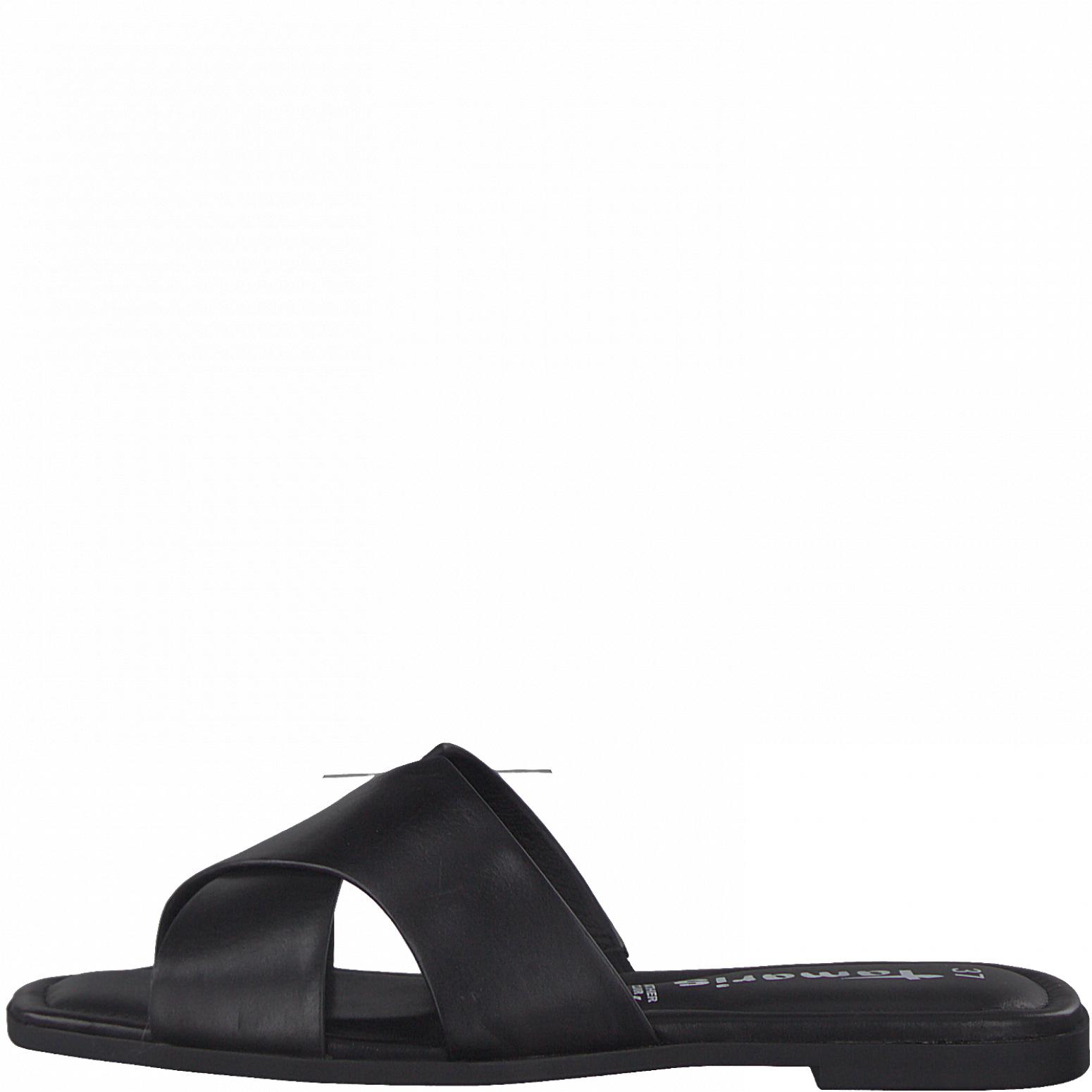 Tamaris 27104 sandal, black, 36