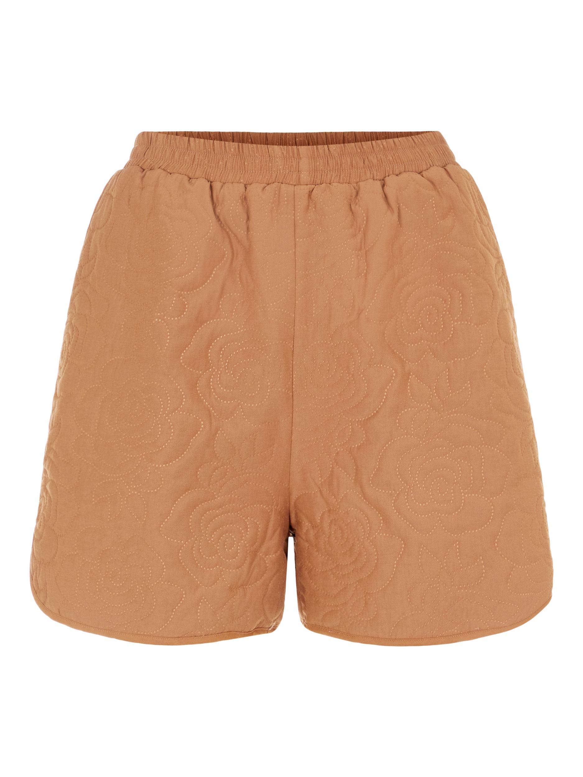 Y.A.S Sira shorts, sandstone, small