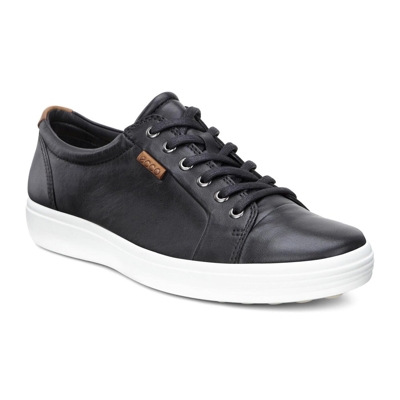 Ecco Soft 7 sneakers, black, 47