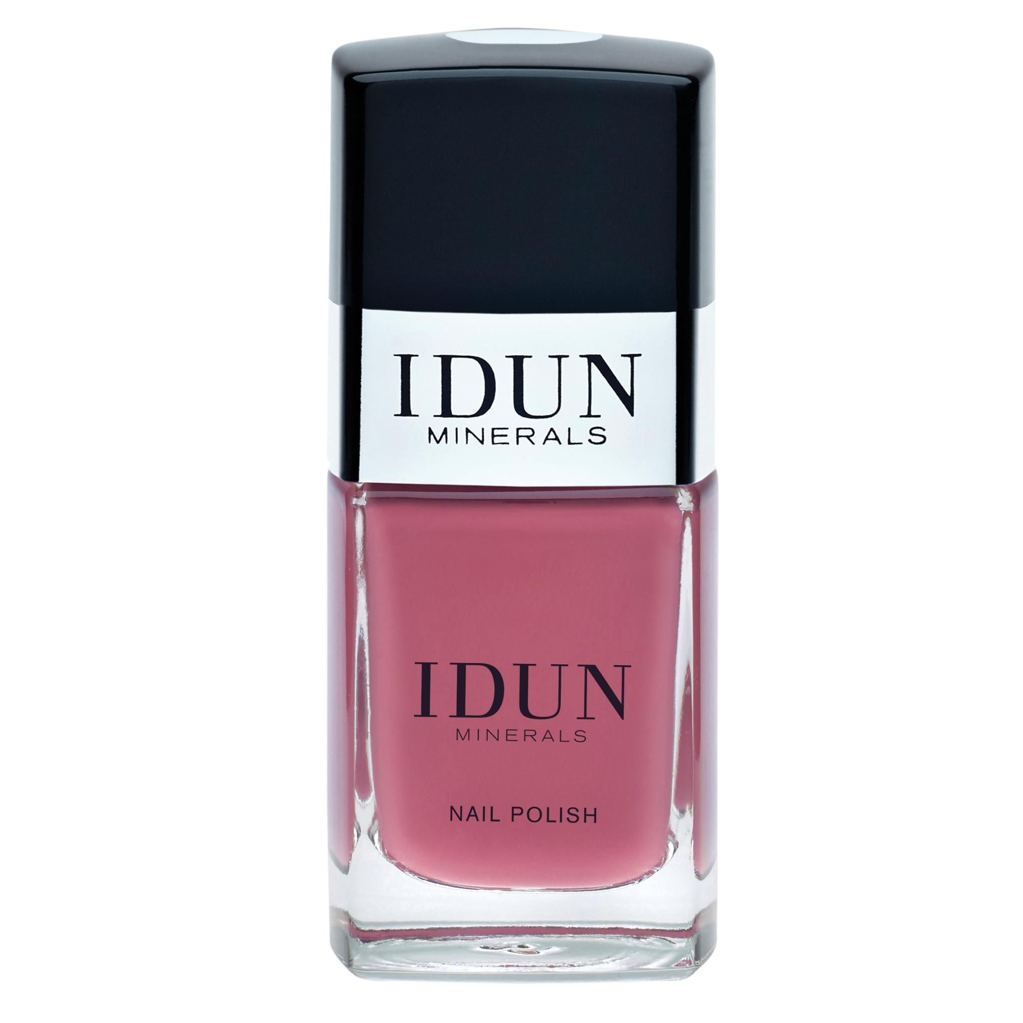 IDUN Minerals Nailpolish, rodonit