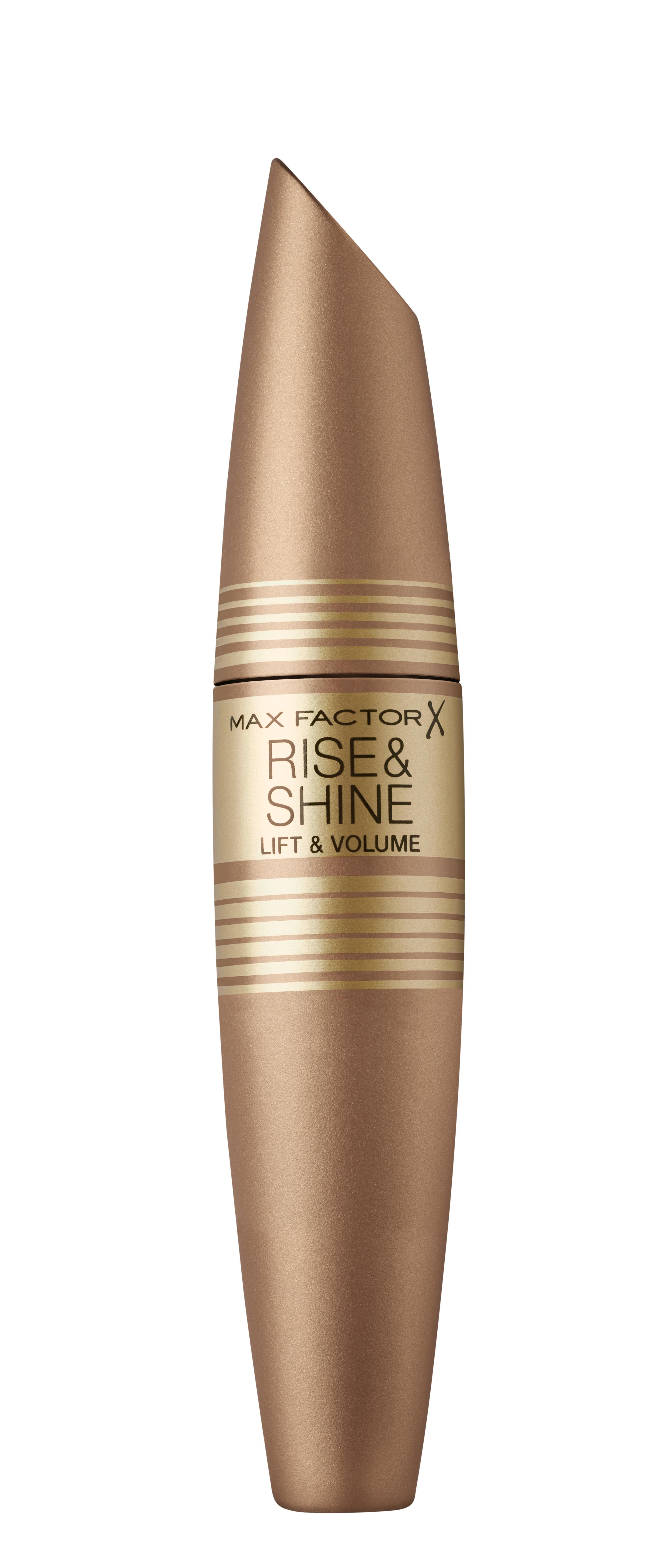 Max Factor Rise & Shine Mascara, 001 black