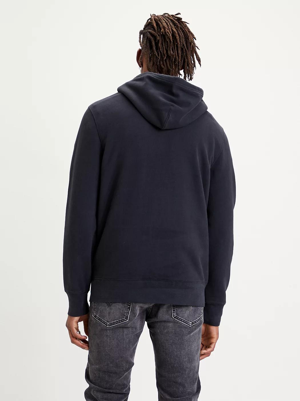 Levi's Original Housemark hoodie, black, large