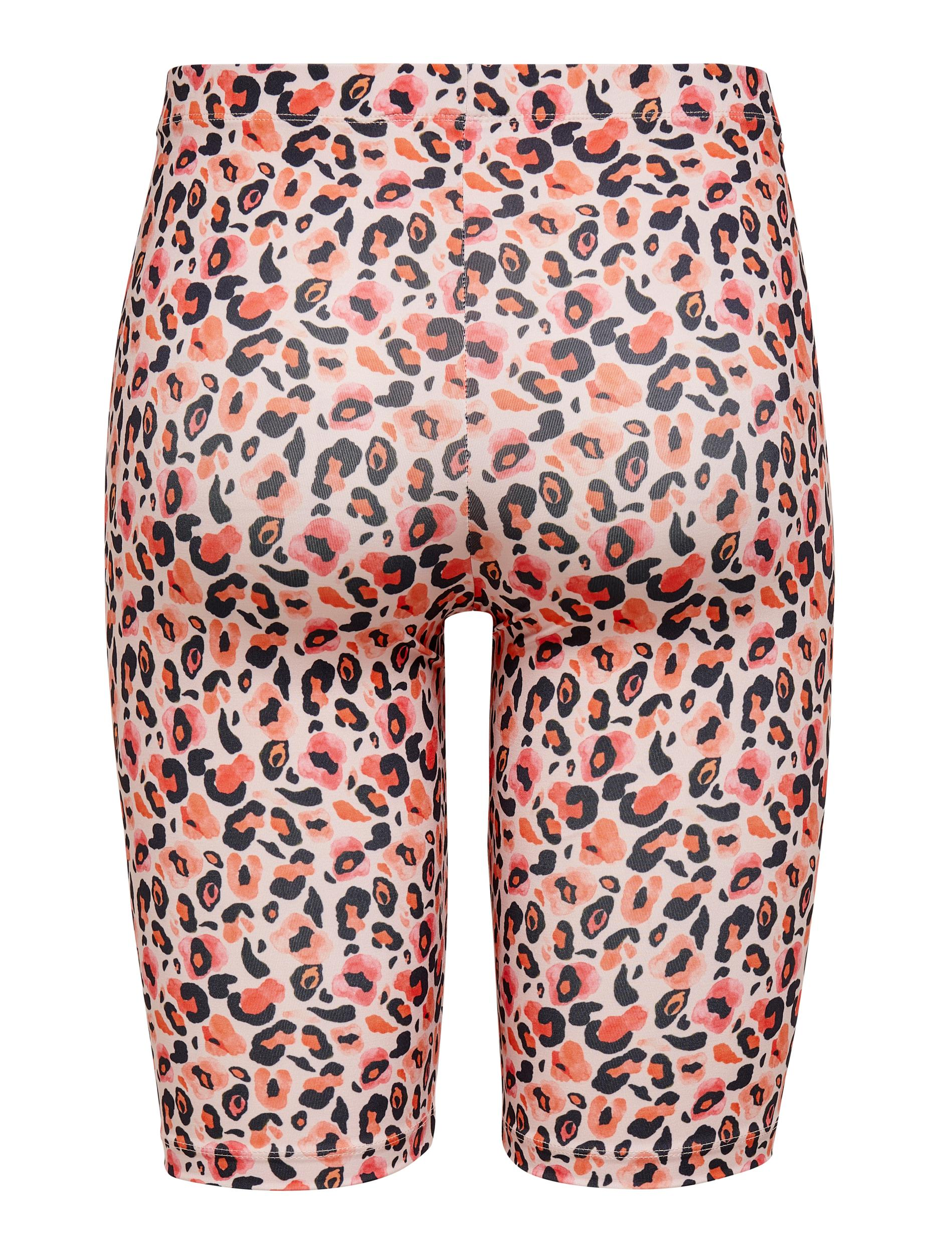 Jacqueline de Young Rossy biker shorts, adobe rose, x-small