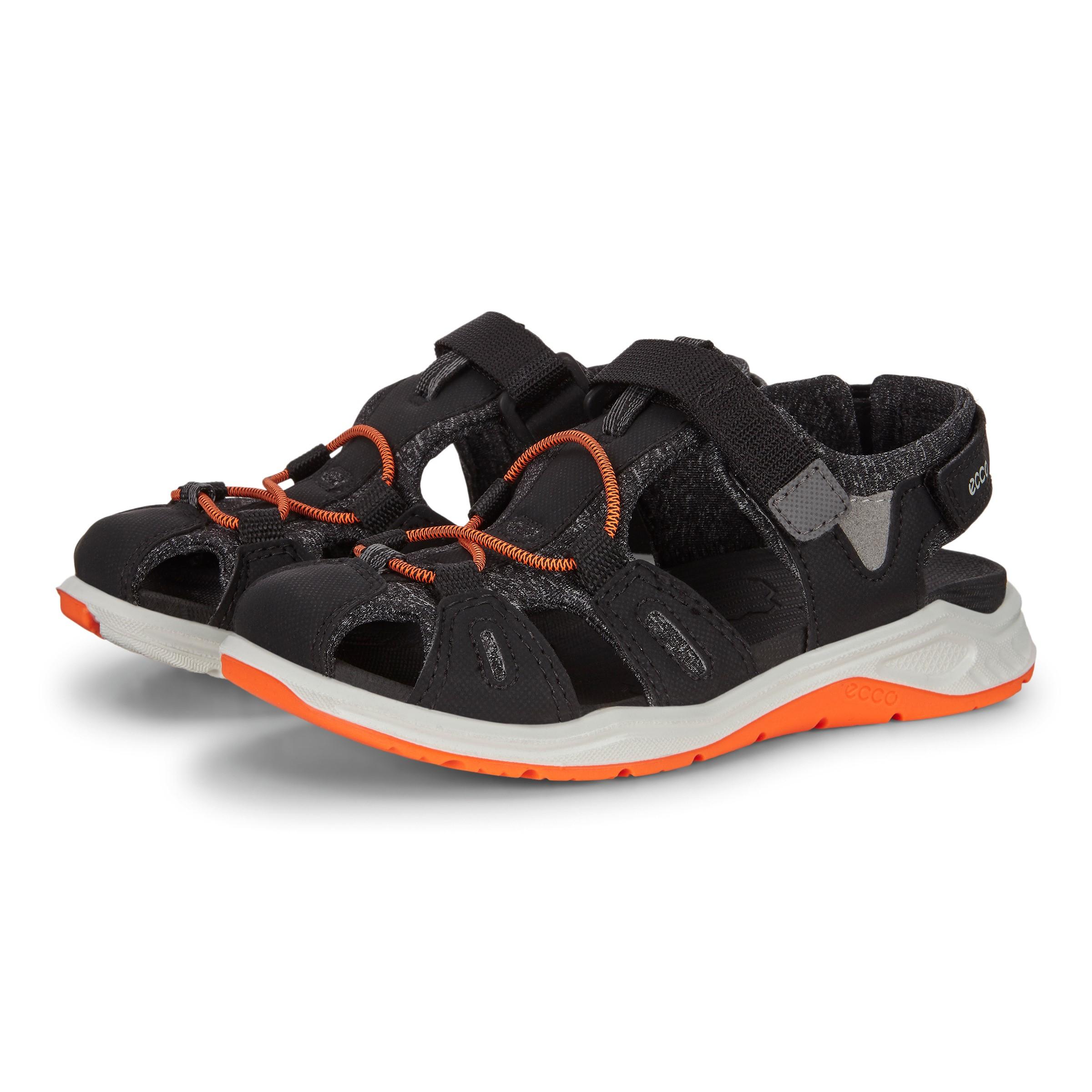 Ecco 710632 sandaler, Sort, 34