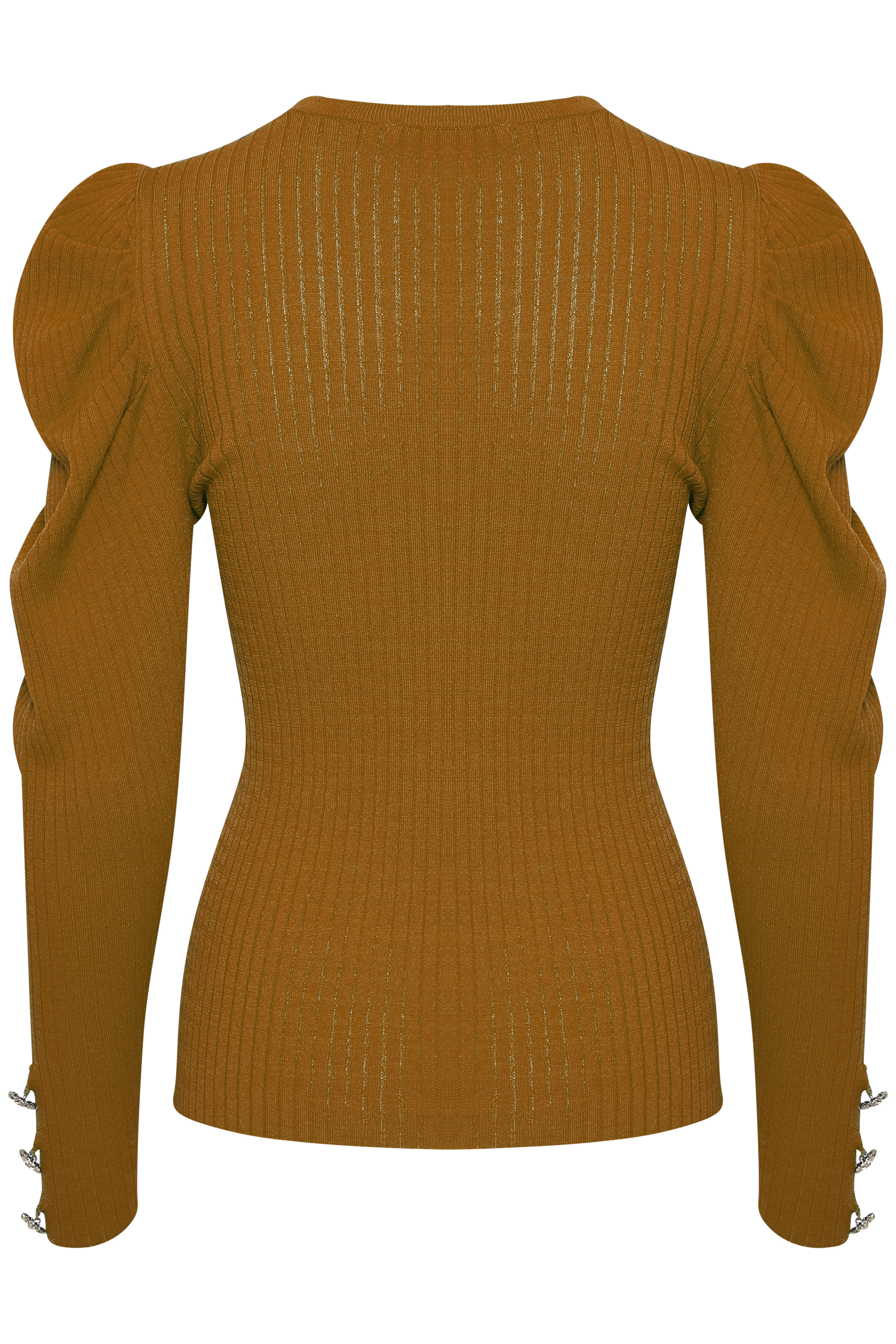 Gestuz PeneleGZ bluse, brown, large