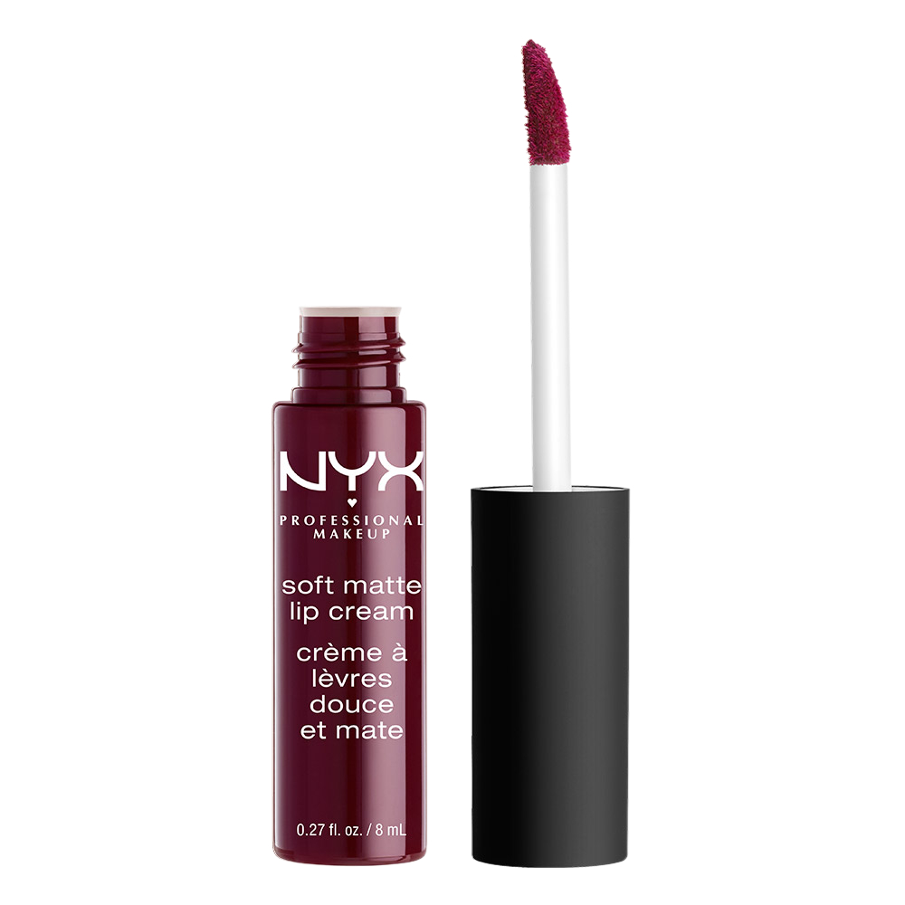 NYX Professional Makeup Soft Matte Lip Cream, copenhagen