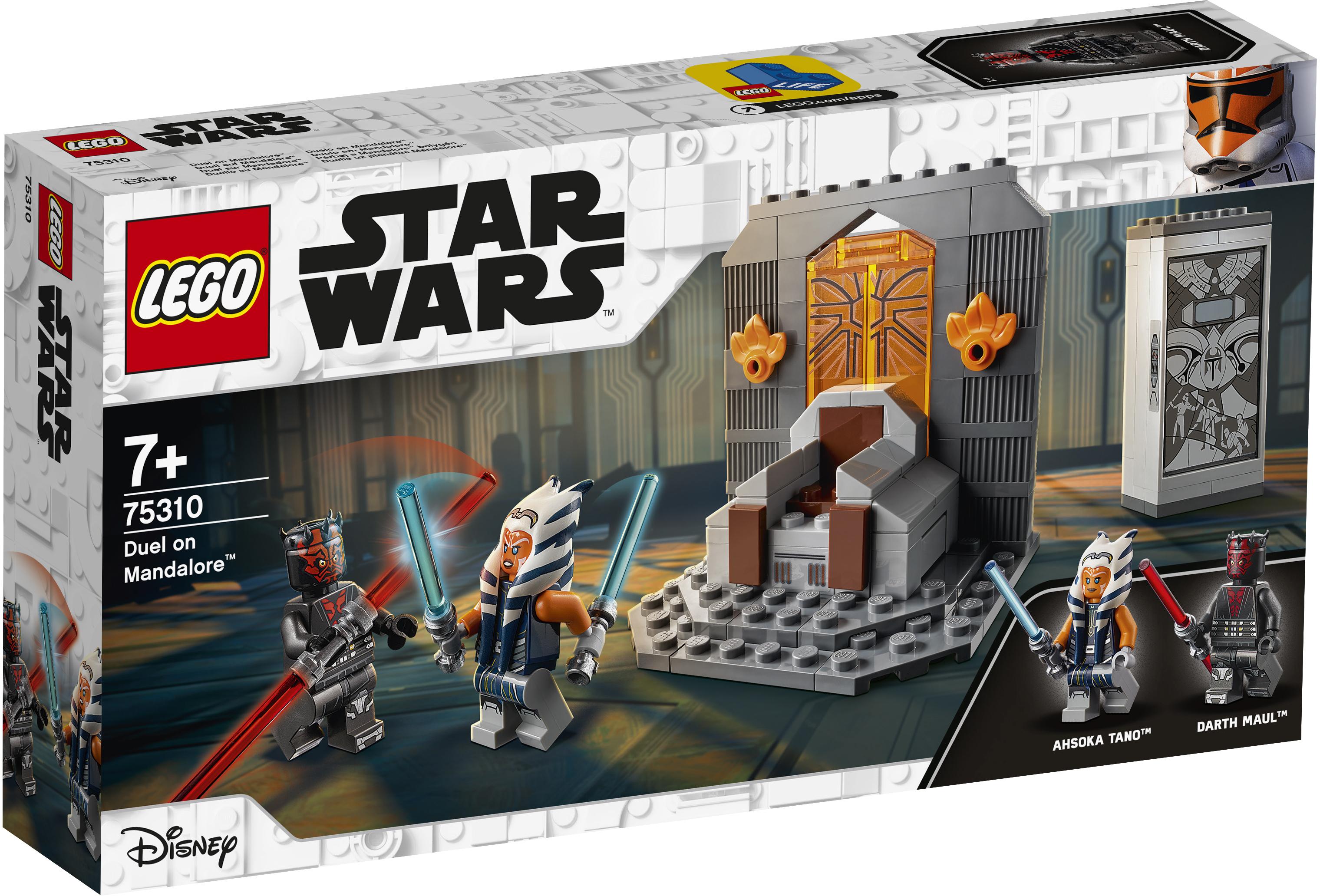LEGO Star Wars Duel på Mandalore™ - 75310