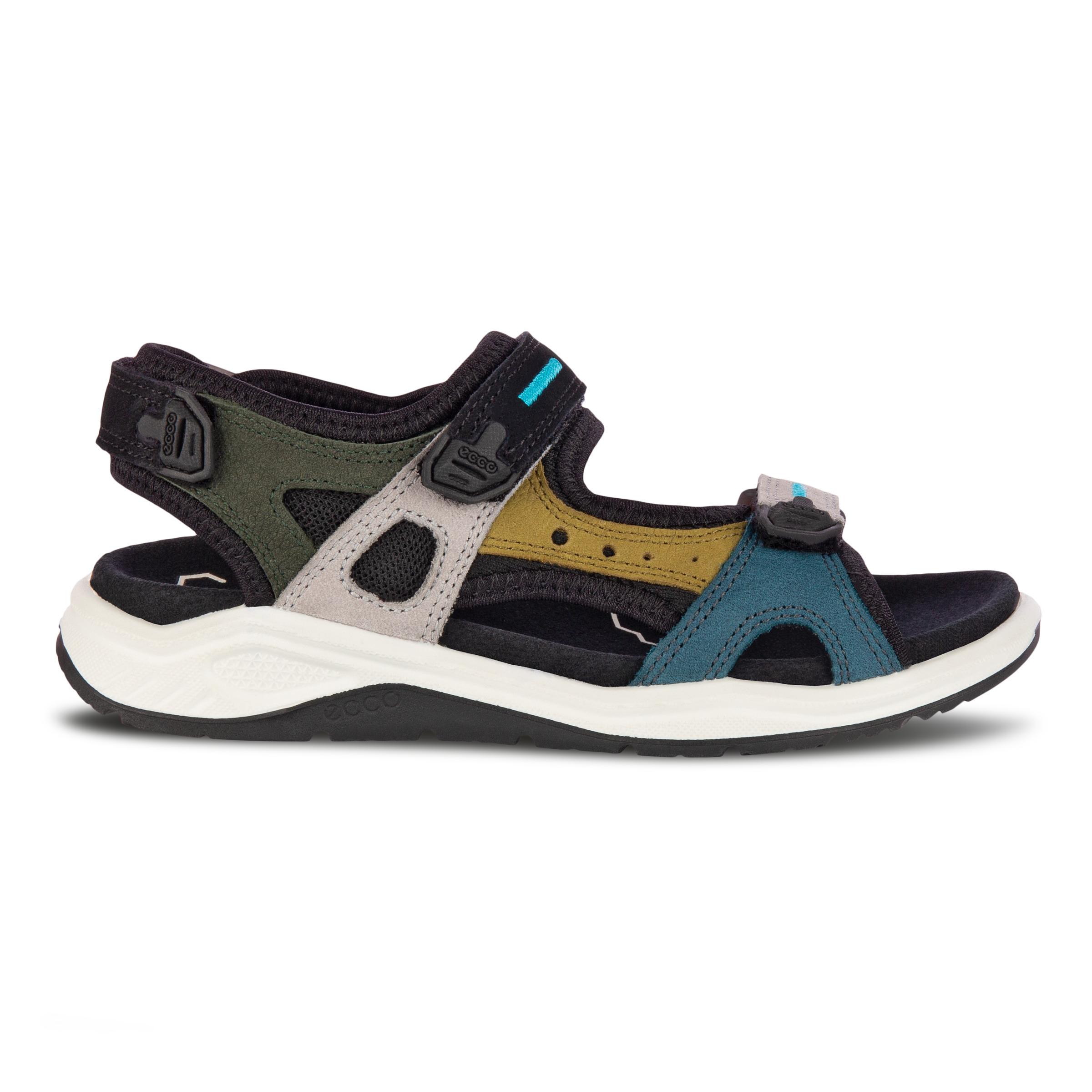 Ecco 710643 sandal, multi, 36