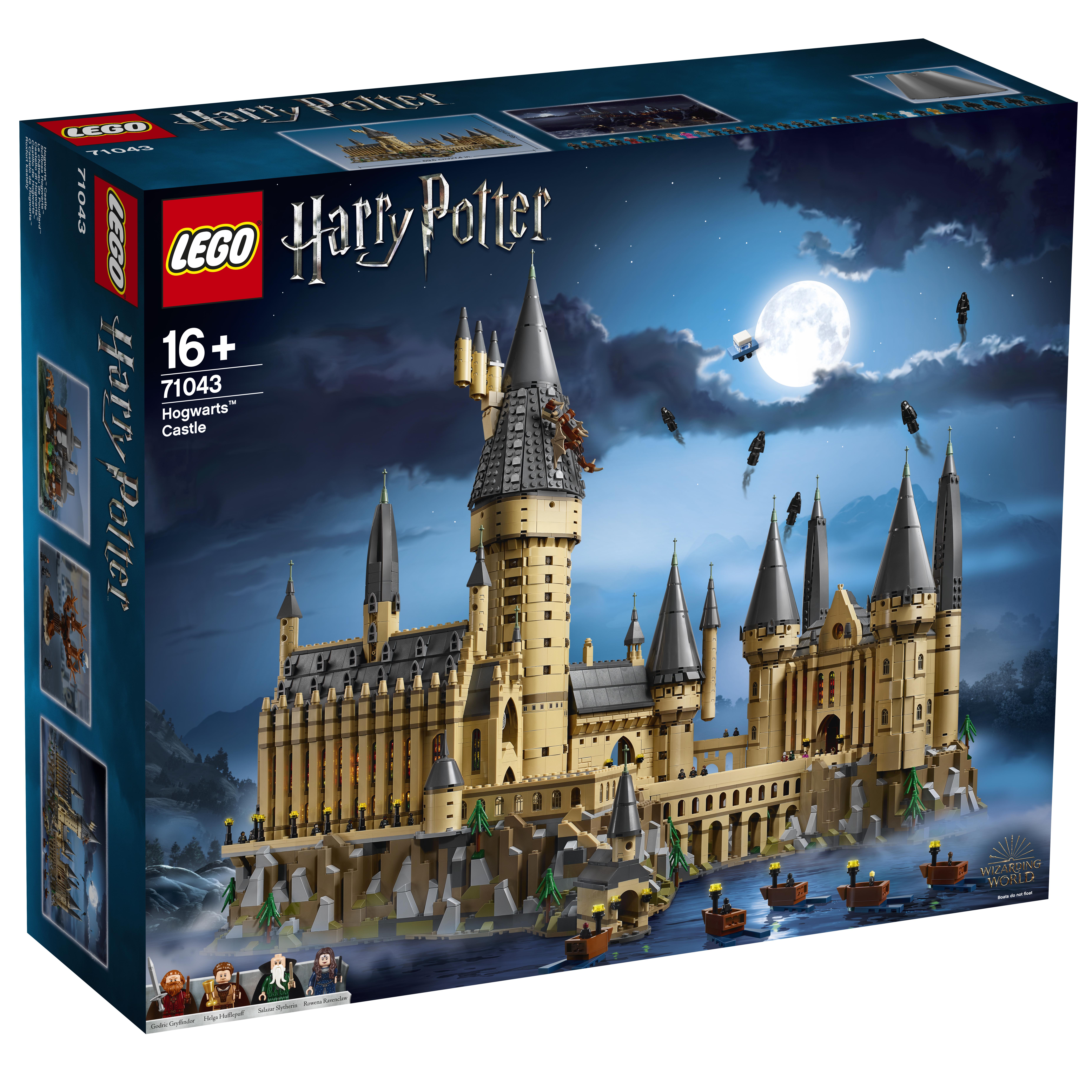 LEGO Harry Potter Hogwarts-slottet - 71043
