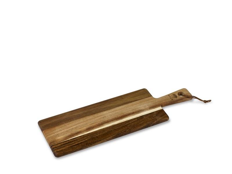 HOLM serveringsbræt, 15x46 cm, akacietræ