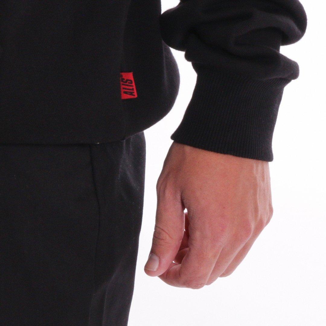 ALIS Going Global hoodie, black, small
