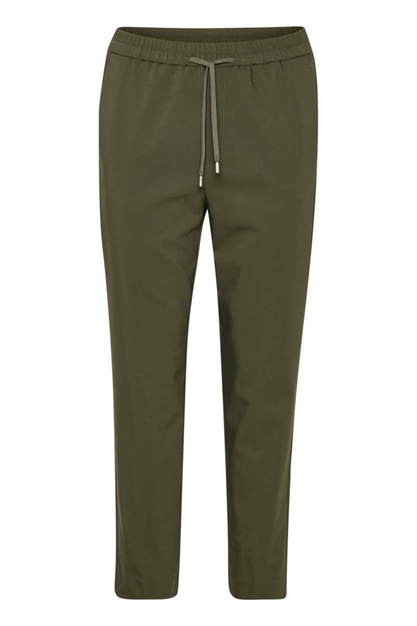 InWear ZellaIW bukser, green olive, 38