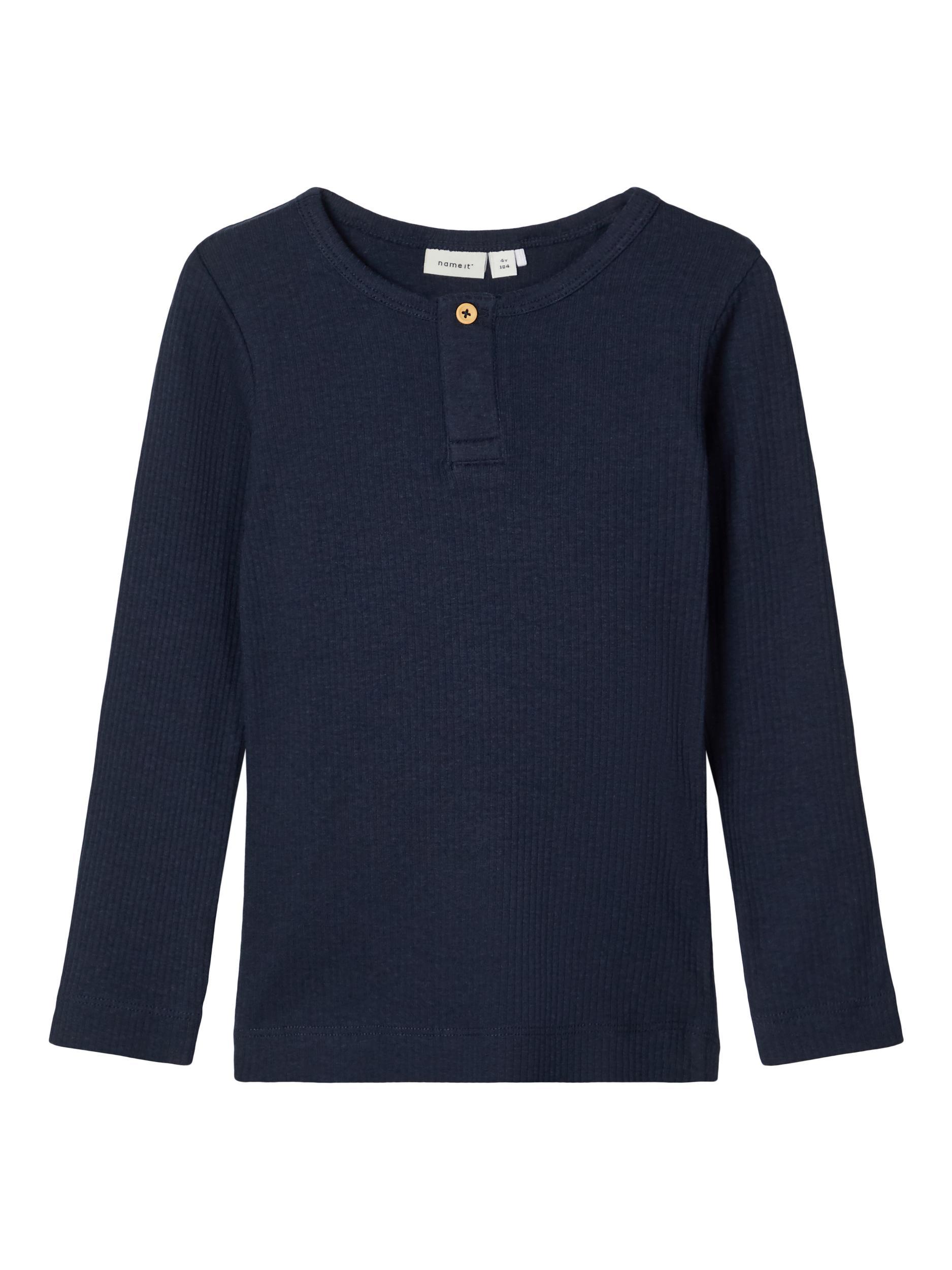 Name It Bille LS rib t-shirt