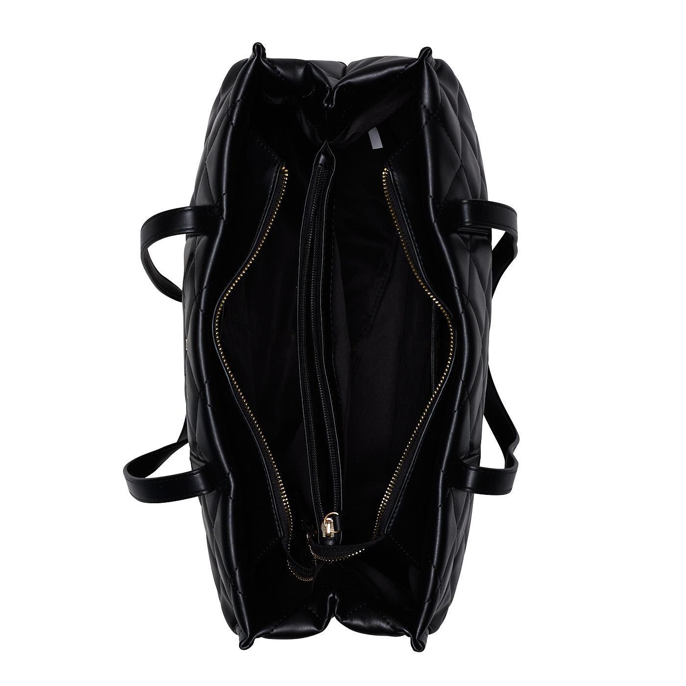 Valentino Bags Ocarina shopper, nero