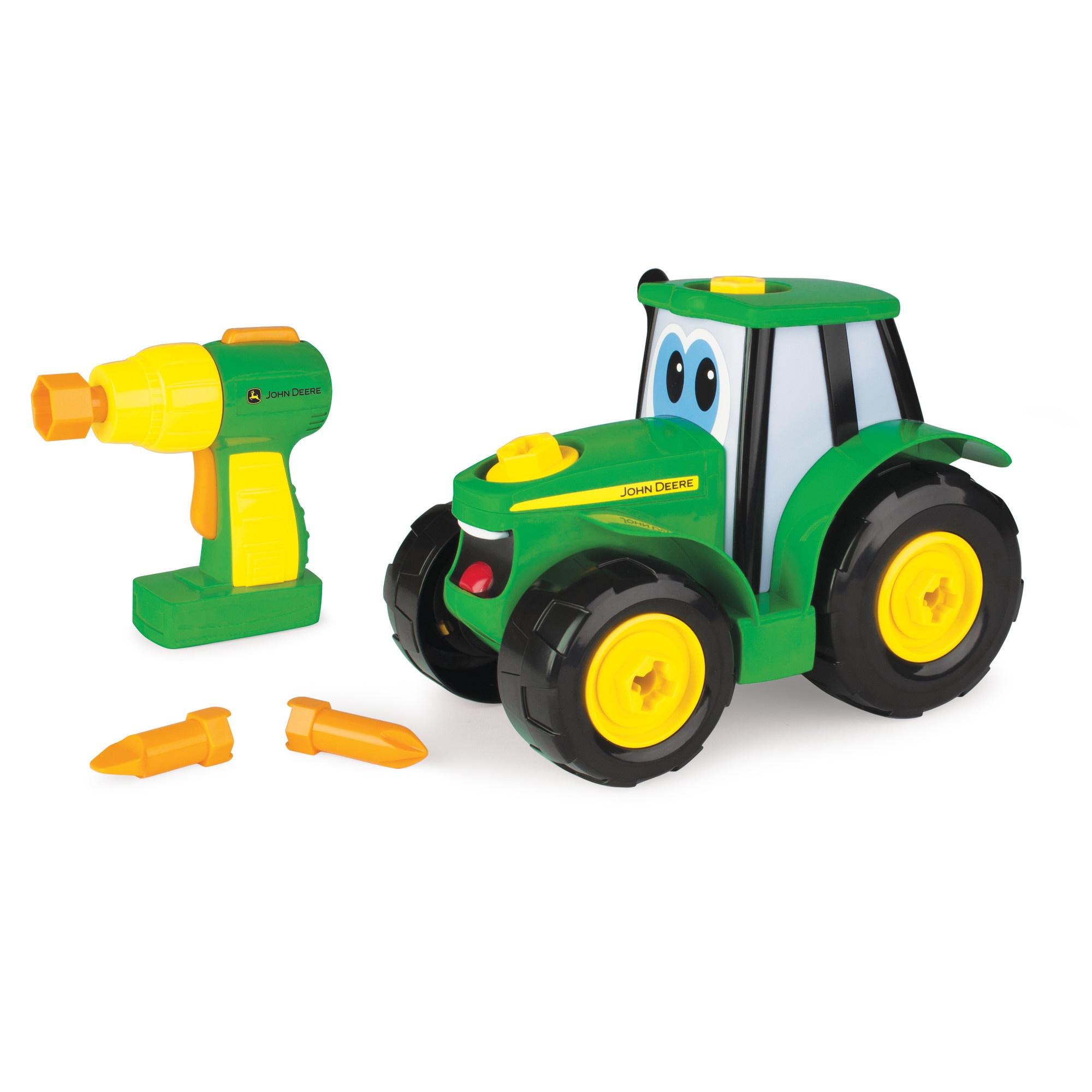 John Deere Johnny Tractor, byg en traktor