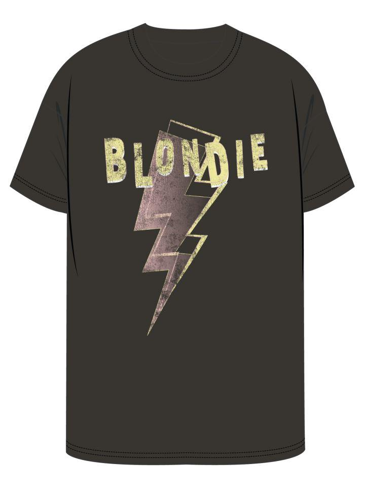 Noisy May Zodiac Bondie t-shirt, obsidian, medium