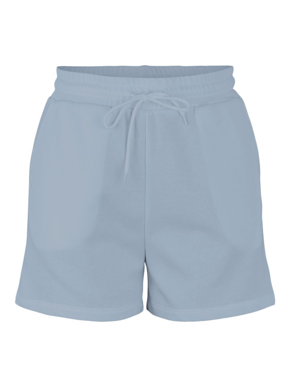 Pieces Chilli Summer shorts, blue fog, x-small