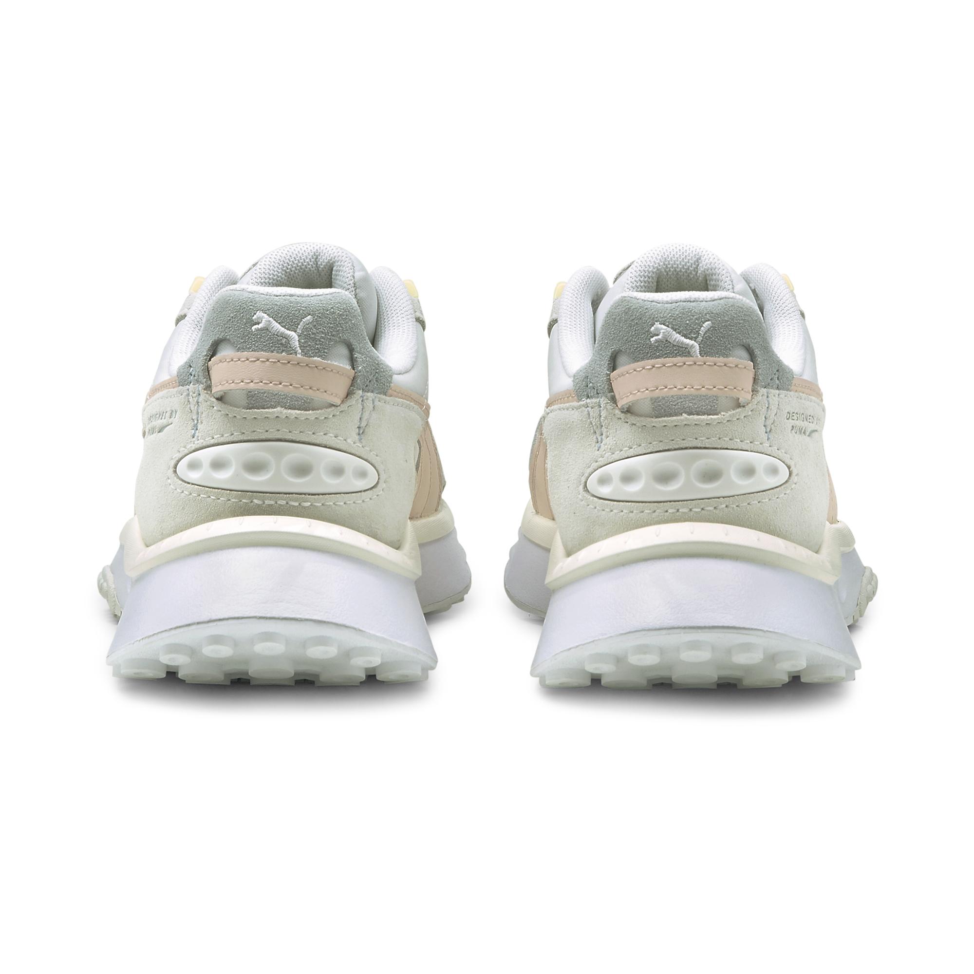 Puma Wild Rider Layers sneakers, blue fog, 37
