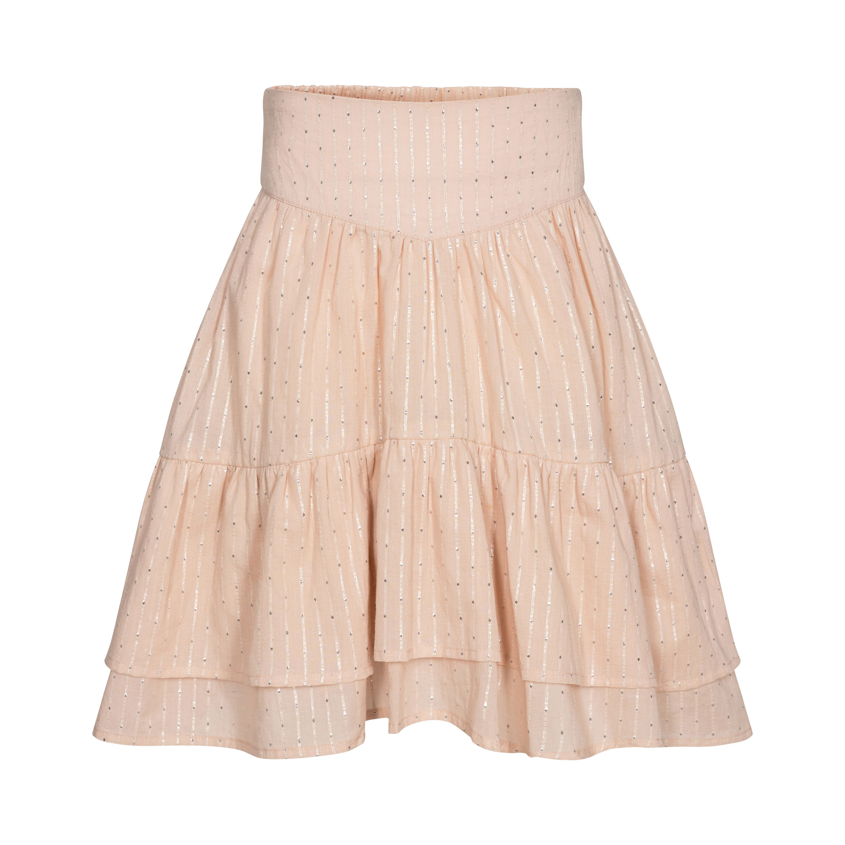 Petit by Sofie Schnoor Polly nederdel, light rose, 104