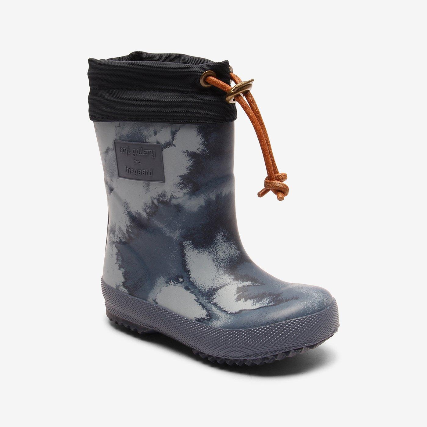 Bisgaard gummistøvler, Blue, 34