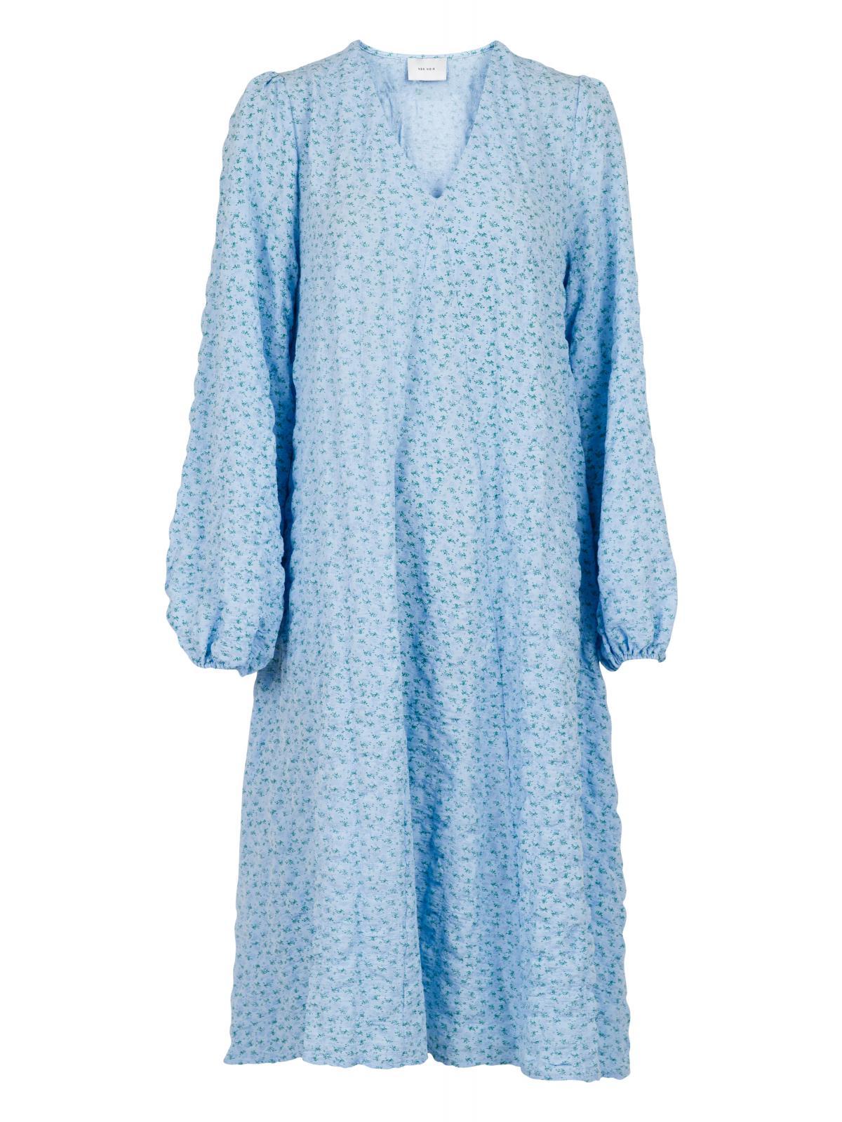 Neo Noir Tusja kjole, light blue, 36