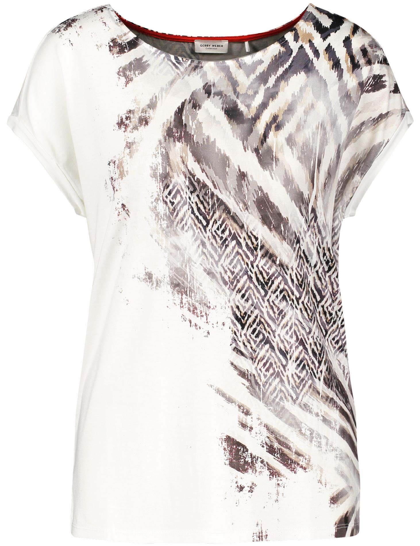 Gerry Weber T-shirt, Hvid, 42