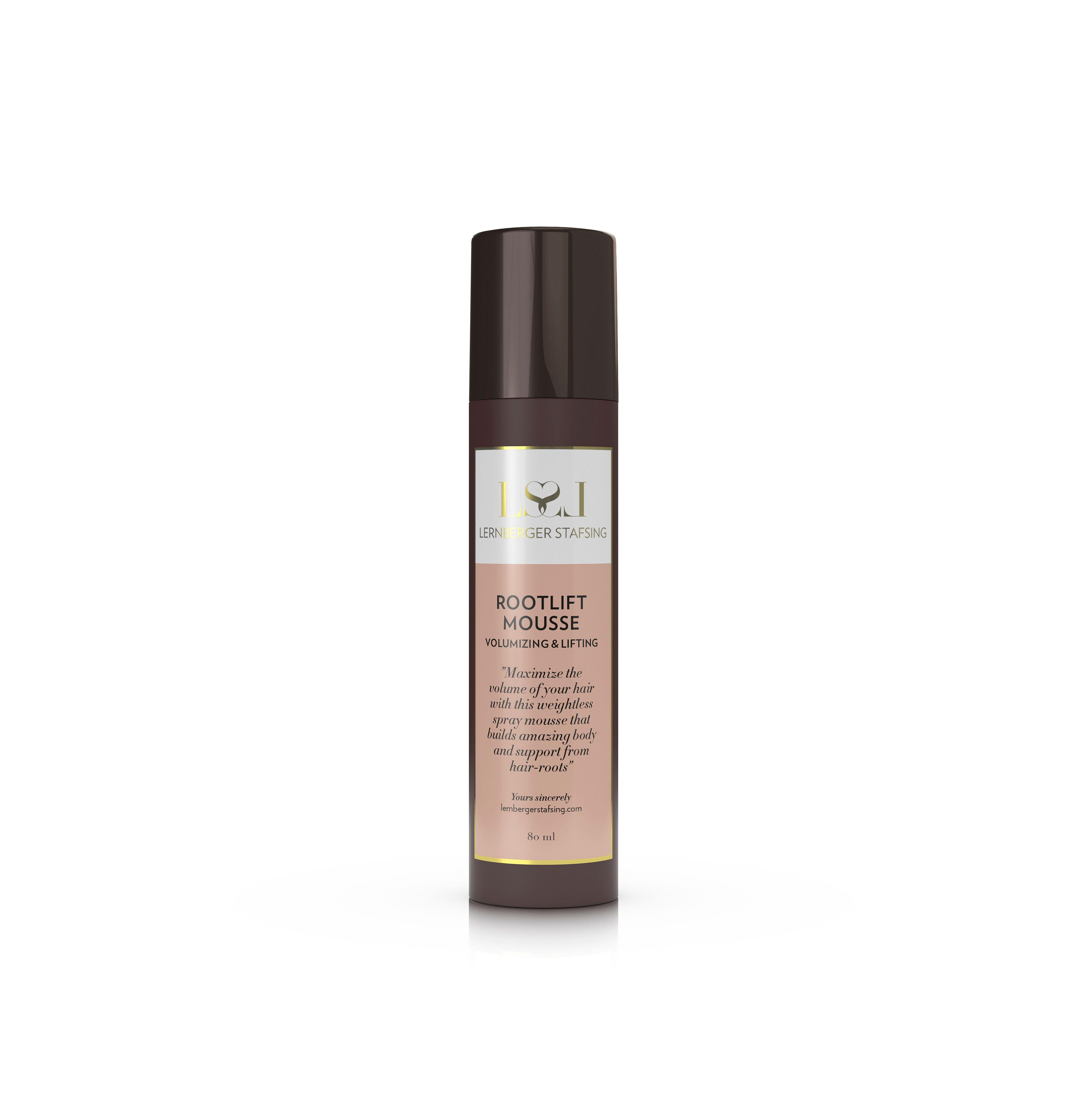 Lernberger Stafsing Rootlift Mousse Travel Size, 80 ml