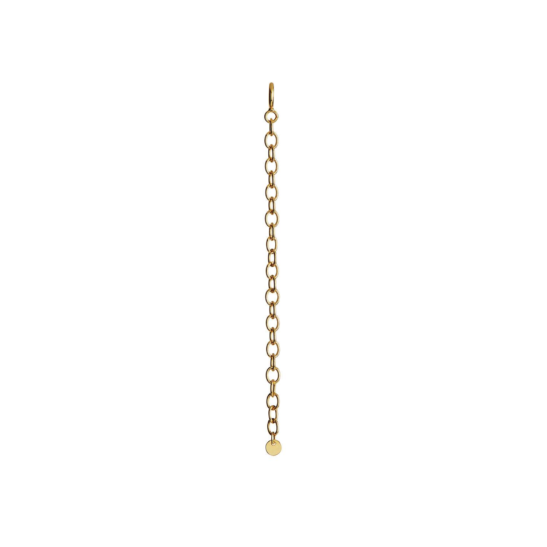 Stine A halskæde Extension kæde, guld