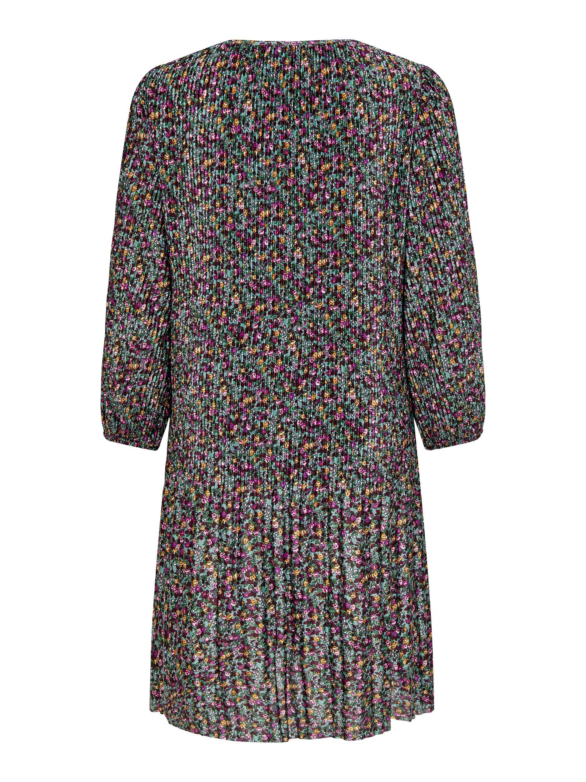 Jacqueline de Yong Boa kjole, smoke green, medium