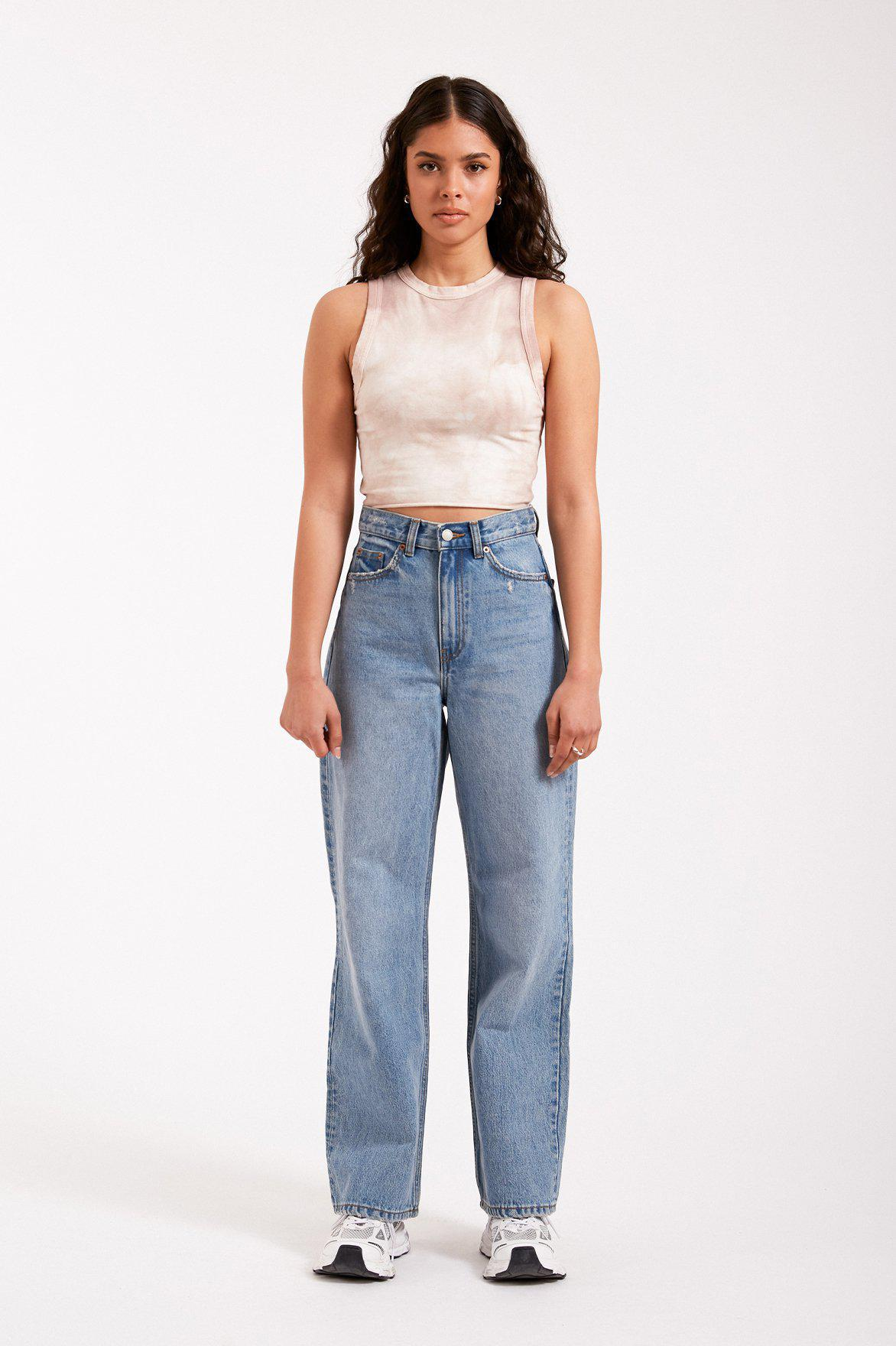 Dr Denim Echo jeans, Blue Jay, 26-32