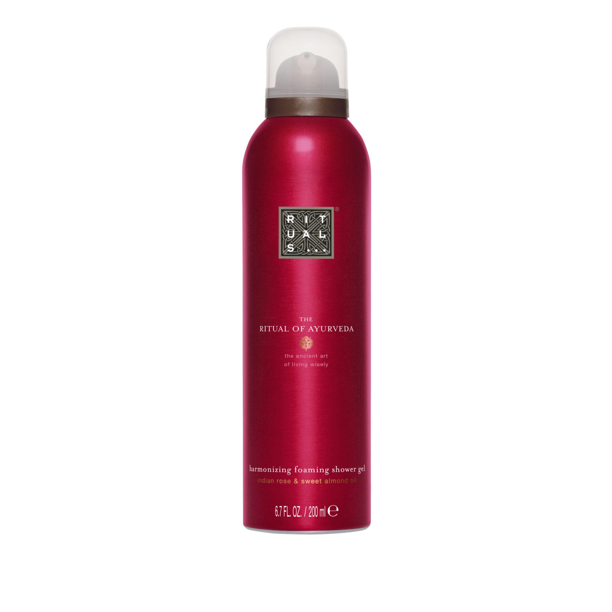 Rituals The Ritual of Ayurveda Foaming Shower Gel, 200 ml