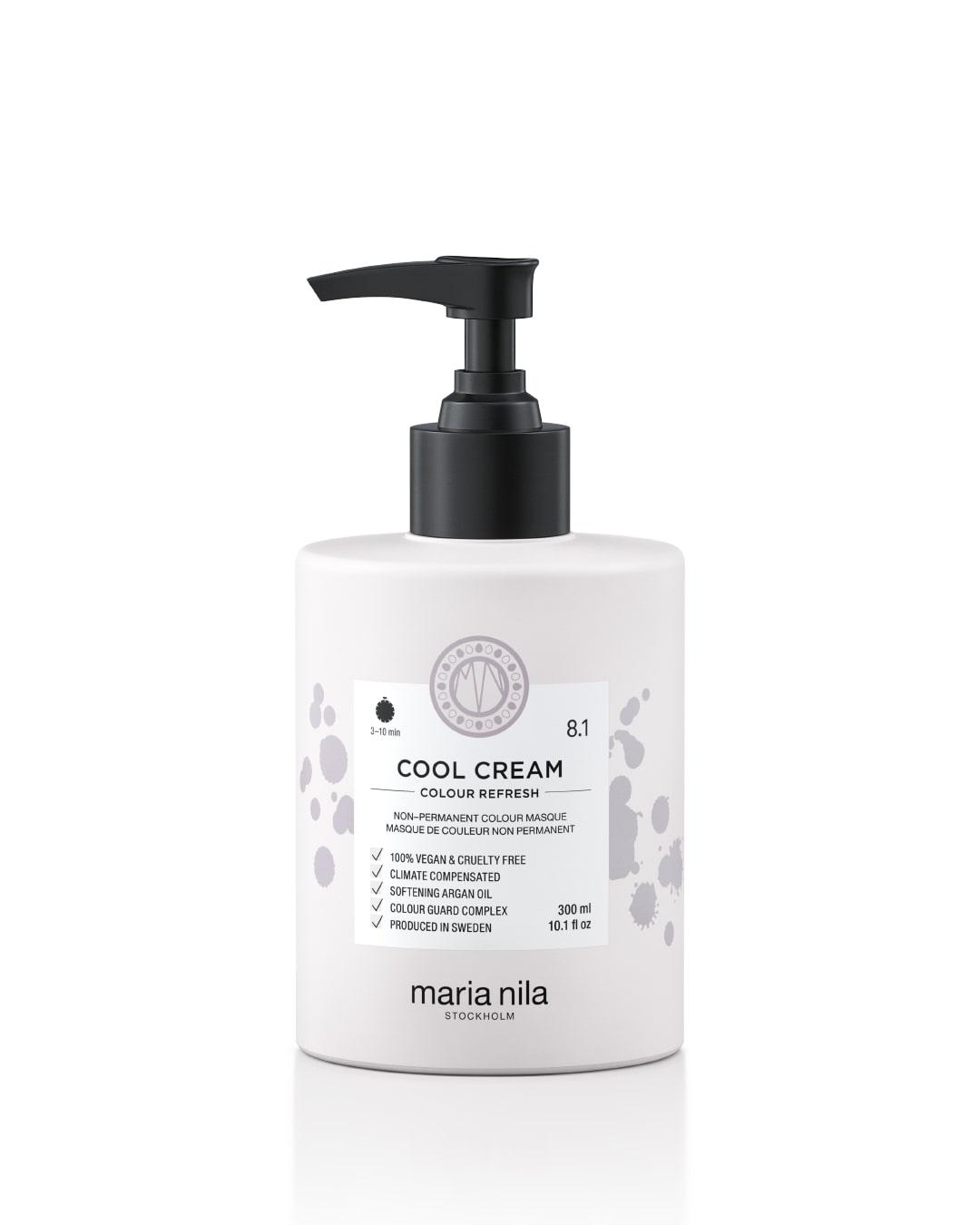 Maria Nila Colour Refresh 8.1 Cool Cream, 300 ml