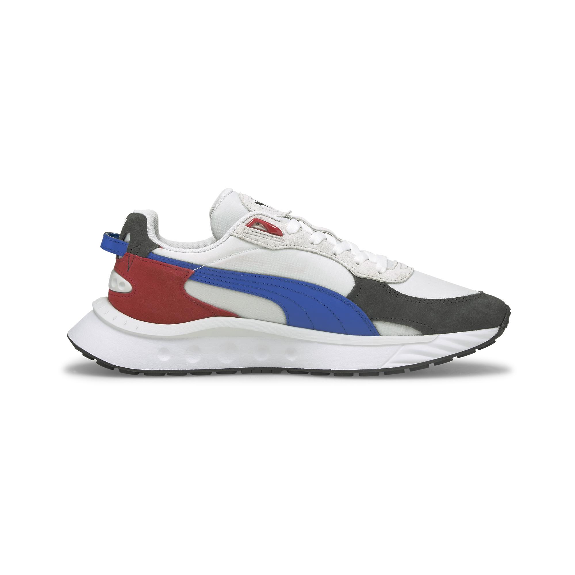 Puma Wild Rider Rollin' sneakers, ebony, 41