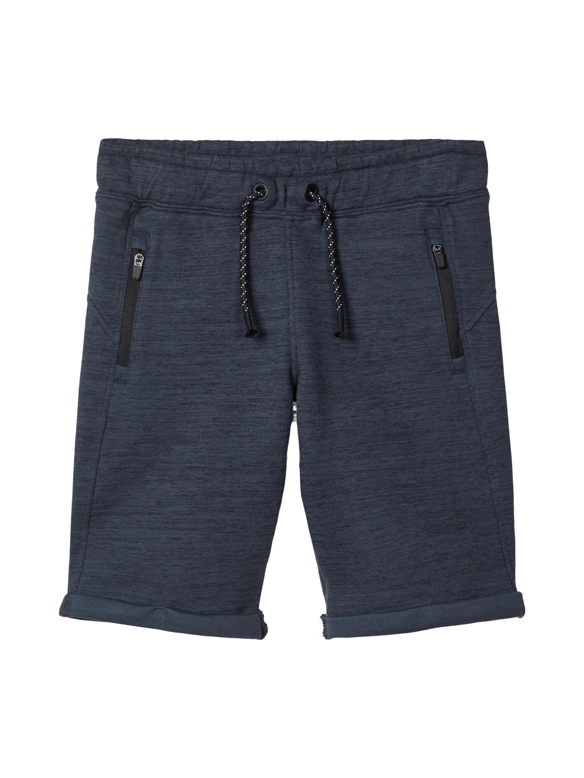Name It Scottt sweat shorts, dark sapphire, 92
