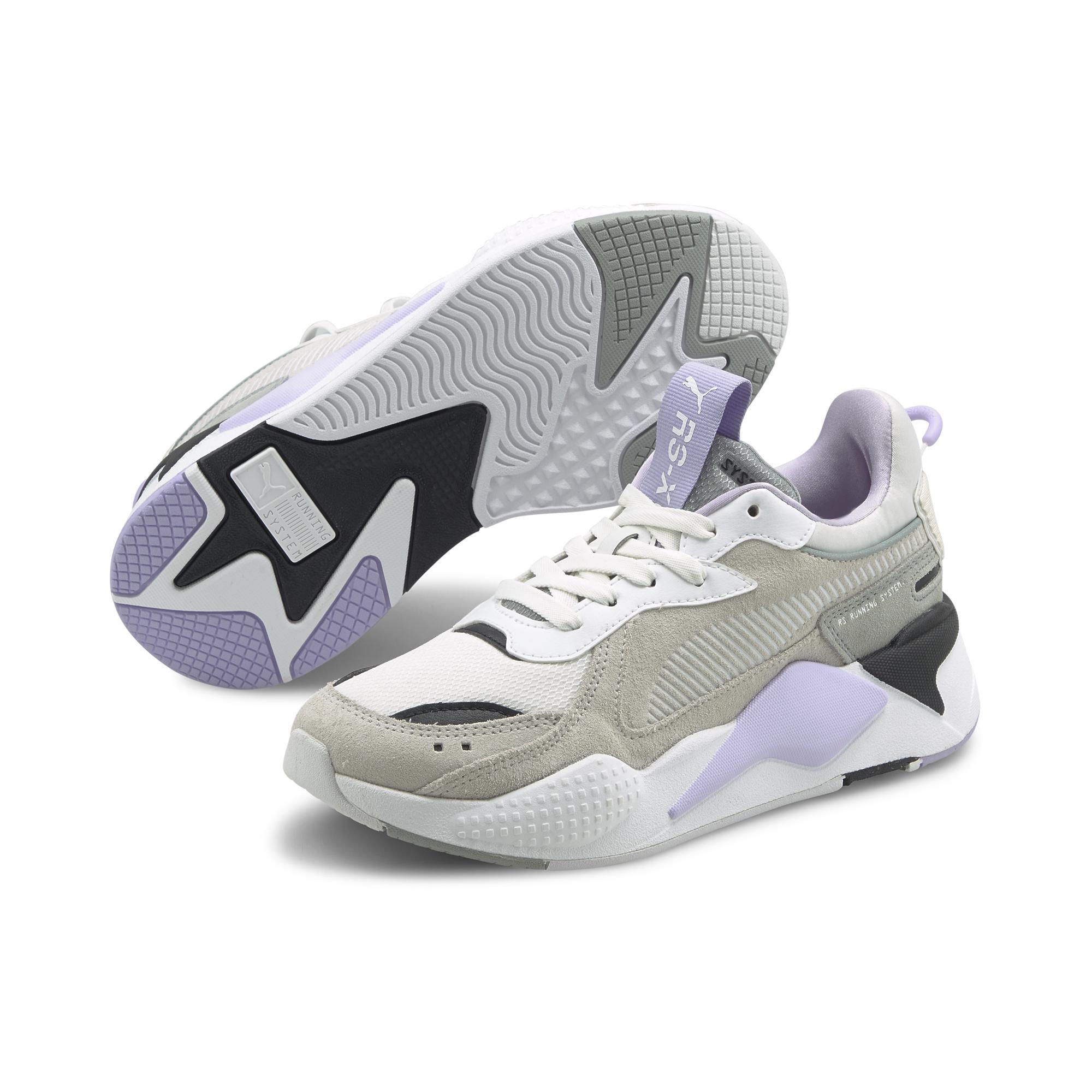Puma rs-x reinvent sneaker, nimbus cloud white, 37