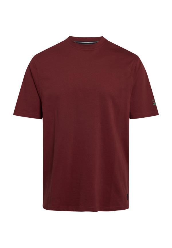 Signal Eddy Organic t-shirt, red club, xx-large