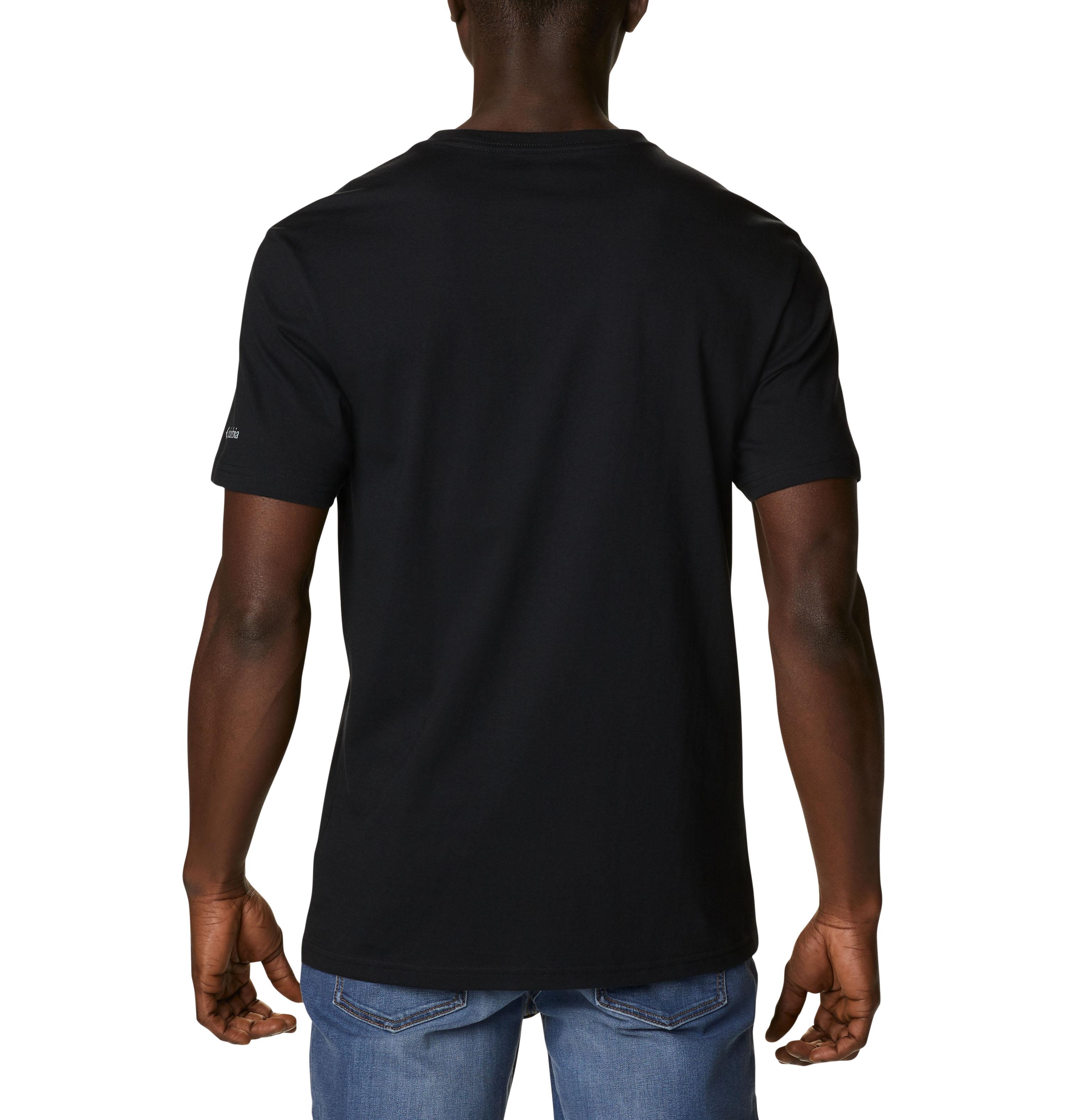 Columbia CSC Basic Logo t-shirt, black, small