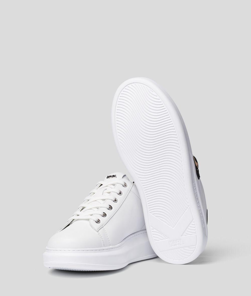 Karl Lagerfeld K/Ikonik Kapri sneakers, white, 38