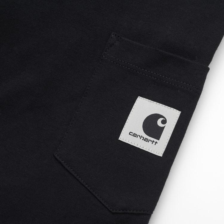 Carhartt W' L/S pocket t-shirt