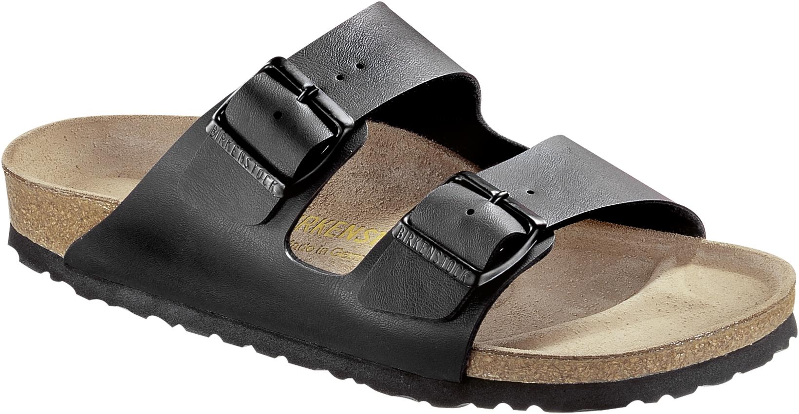 Birkenstock Arizona Birko-Flor sandal, black, 34